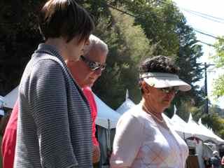 Tiburon Art Festival- Observers 1