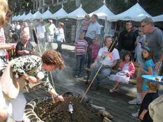 Tiburon Art Festival- Women's Participation
