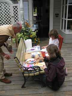 Tiburon-Art-Festival-watercolors-begin