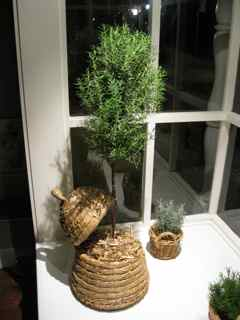 Elixir's Eleventh Feng Shui Window- Rosemary Beehive