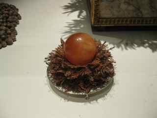 Elixir Feng Shui Window 6- Selenite Ball